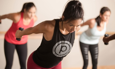 Five, Ten, or Twenty Classes at Pure Barre  (Up to 71% Off)
