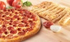Up to 40% Off Lunch or Dinner at Marco's Pizza