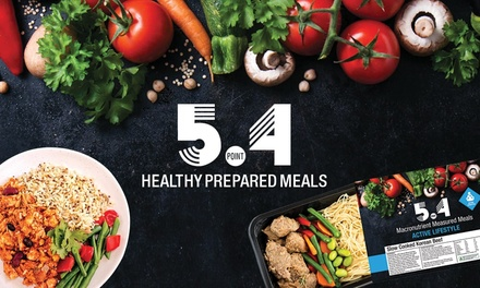 $30 to Spend towards Prepared Meals from Five Point Four