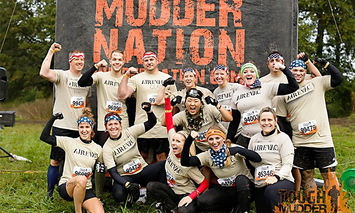 Tough Mudder - Plantation Field: Admission to Tough Mudder Philly on Saturday, October 17 ($32.48 Off). Sunday Date Also Available.
