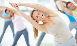 Flex Hot Yoga: $29 for One Month of Yoga Classes at Flex Hot Yoga (Up to $190 Value)