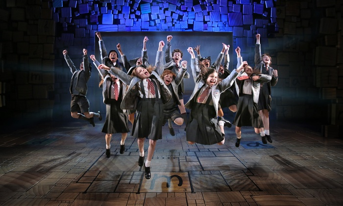 """Broadway In Detroit - Fisher Theatre: """"Matilda The Musical"""" (March 9–17)"""