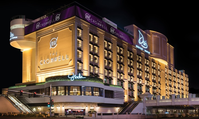 4.5-Star Vegas Luxury Hotel with Dining Credit