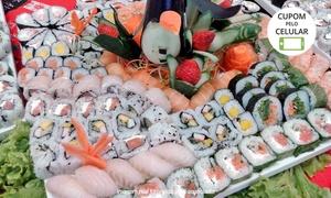Kittara Sushi: Kittara Sushi – Portão: buffet livre para 1 ou 2 pessoas