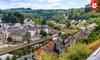 Ardennes belges : chambre double Standard avec pdj et dîner en option