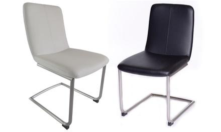 2, 4, 6 of 8 Menno stoelen voor de eetkamer