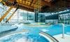 AquaCity Poprad - Poprad: Słowacja: bilety do parku wodnego, term dla 1, 2 lub 4 osób w AquaCity Poprad