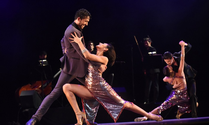 "Tango Lovers: ""Tango As You Have Never Seen It Before"""