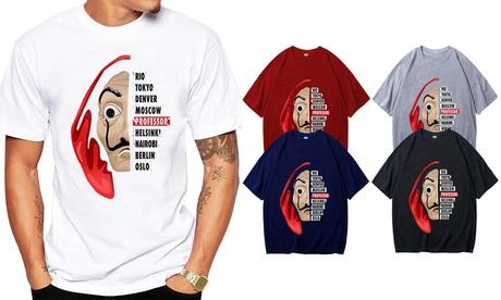 Camiseta motivo Casa de Papel