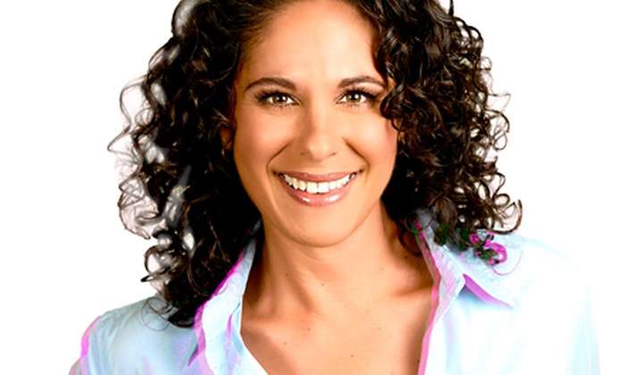 Dana Goldberg: Crossing the Line Comedy Tour - The Dark Lady: Dana Goldberg: Crossing the Line Comedy Tour for One or Two at The Dark Lady on October 17 at 8 p.m. (Up to 56% Off)