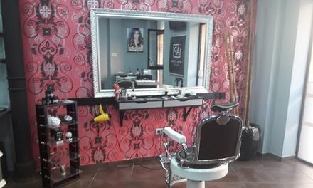 2 sesiones de peluquería de caballero con opciones adicionales para barbas desde 12,95 € enAdrián Pintado Peluqueros