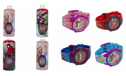 Marvel Kids Digital Watch