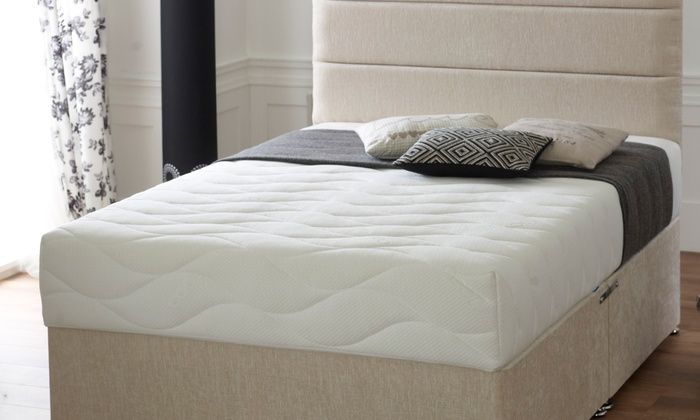 Cool Blue 2500 Superior Memory Mattress With Free Delivery
