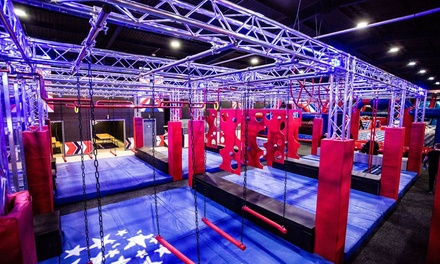 Ninja Warrior UK Wigan