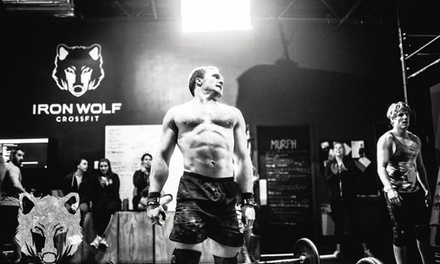 $30 for $89 Worth of CrossFit — Iron Wolf CrossFit