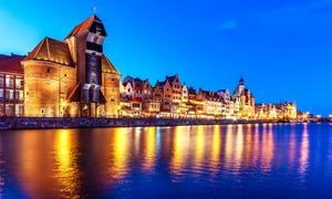 Gdańsk: 1-7 nocy z wyżywieniem i spa