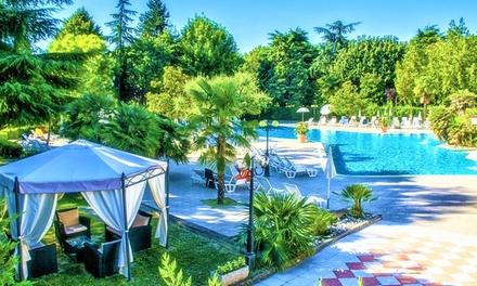 Abano Terme: 1 nacht met ontbijt of halfpension + spapad voor twee in het Terme Internazionale Hotel
