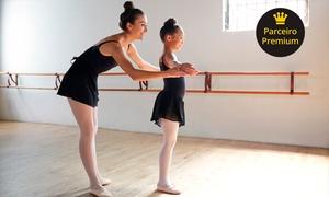 Escola de Dança Mônica Maia: Escola de Dança Mônica Maia – Lago Norte: 3, 6 ou 12 meses de aulas de dança (1 ou 2 vezes na semana)