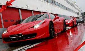 GSP Pilotage: Giornata da pilota, giri su Ferrari F458 o Lamborghini Huracàn 610 con video ricordo. Valido in 7circuiti