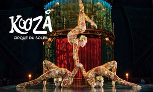 KOOZA by Cirque do Soleil Tickets: 'KOOZA by Cirque du Soleil' Ticket from $42 at The Entertainment Quarter, Moore Park (From $70 Value)