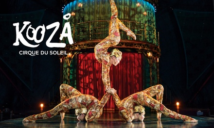 kooza by cirque du soleil tickets in moore park nsw groupon. Black Bedroom Furniture Sets. Home Design Ideas