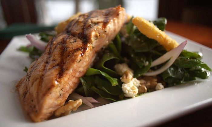 The Acorn Grille at Thousand Oaks Golf Club - Northview: $20 for $40 Worth of Drinks, Gourmet Appetizers, Entrees, and More at The Acorn Grille at Thousand Oaks Golf Club