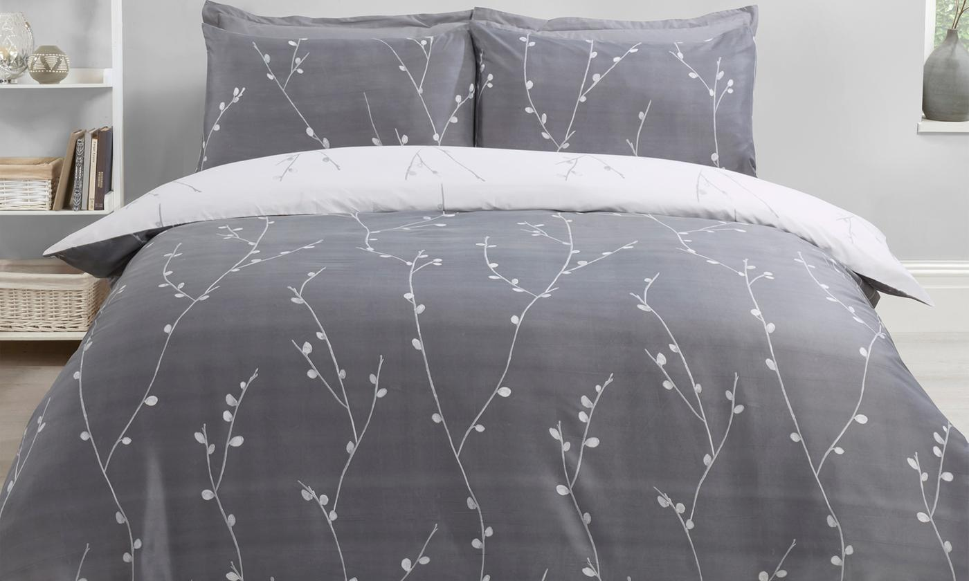 Pieridae Hypoallergenic Easy Care Duvet Set