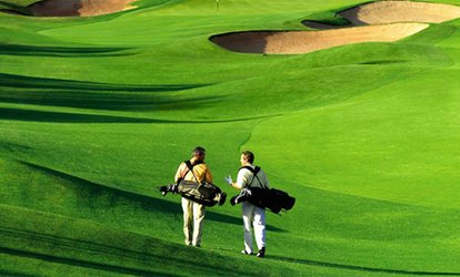 Up to 59% Off at <strong>Golf</strong> Courses 80 Cities with Player's Pass Membership