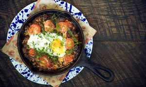 Up to 51% Off Brunch or Lunch at Belcampo Restaurant at Belcampo Restaurant Russian Hill, plus 9.0% Cash Back from Ebates.