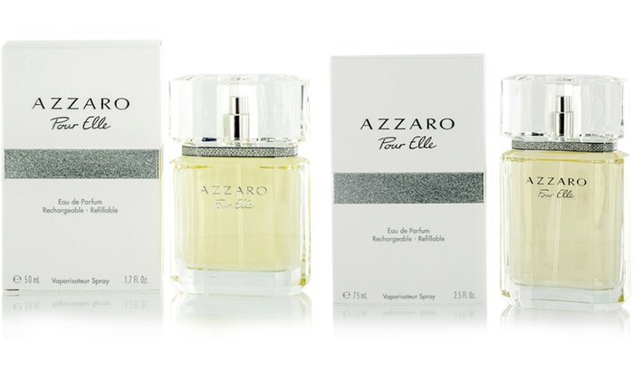 Azzaro Pour Elle Eau De Parfum For Women 17 Or 25 Fl Oz Groupon