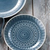 Fez Patterned Dinnerware Set (16-Piece)