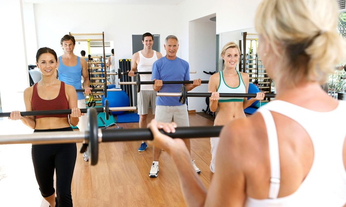 Good Friends Fitness - Indian Head-Leigh: 10 Matinee or Anytime Classes at Good Friends Fitness (Up to 81% Off)