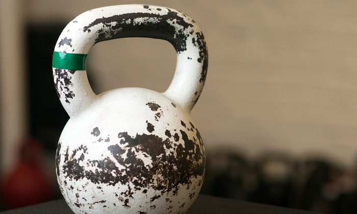 Recco's Personal Training at Sweat Shop Fitness - Eagle Park: 10 or 20 Kettlebell Classes at Recco's Personal Training at Sweat Shop Fitness (Up to 81% Off)