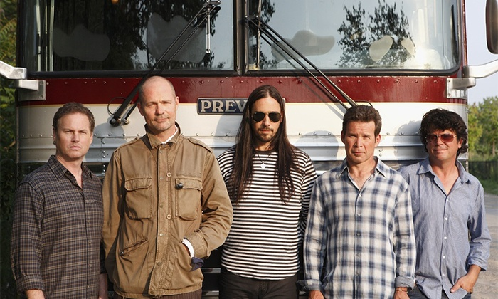 Tragically Hip - The Wiltern: The Tragically Hip on October 5 at 7 p.m.