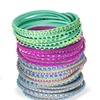 Austrian Crystal Wrap Bracelets
