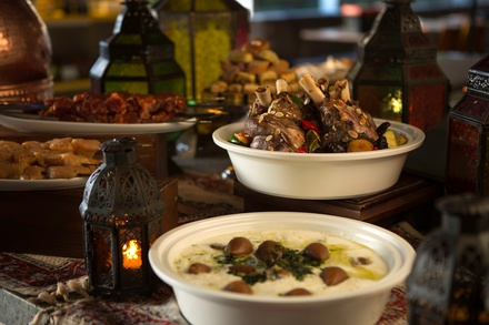 Iftar Buffet for One Child or Up to 6 Adults at Ballarò at 5* Conrad Hotel, Dubai (Up to 66% Off)