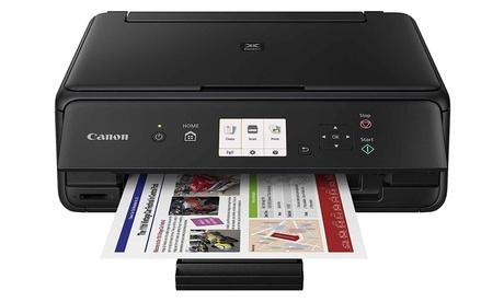 Canon Pixma TS5020 Wireless All-in-One Inkjet Printer 490c1dc6-4c73-11e7-b81e-00259069d7cc