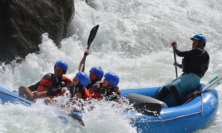 5-, 6-, 7-, or 8-Day Adventure Tour for Two with Value or Deluxe Package from Adrenaline in Costa Rica