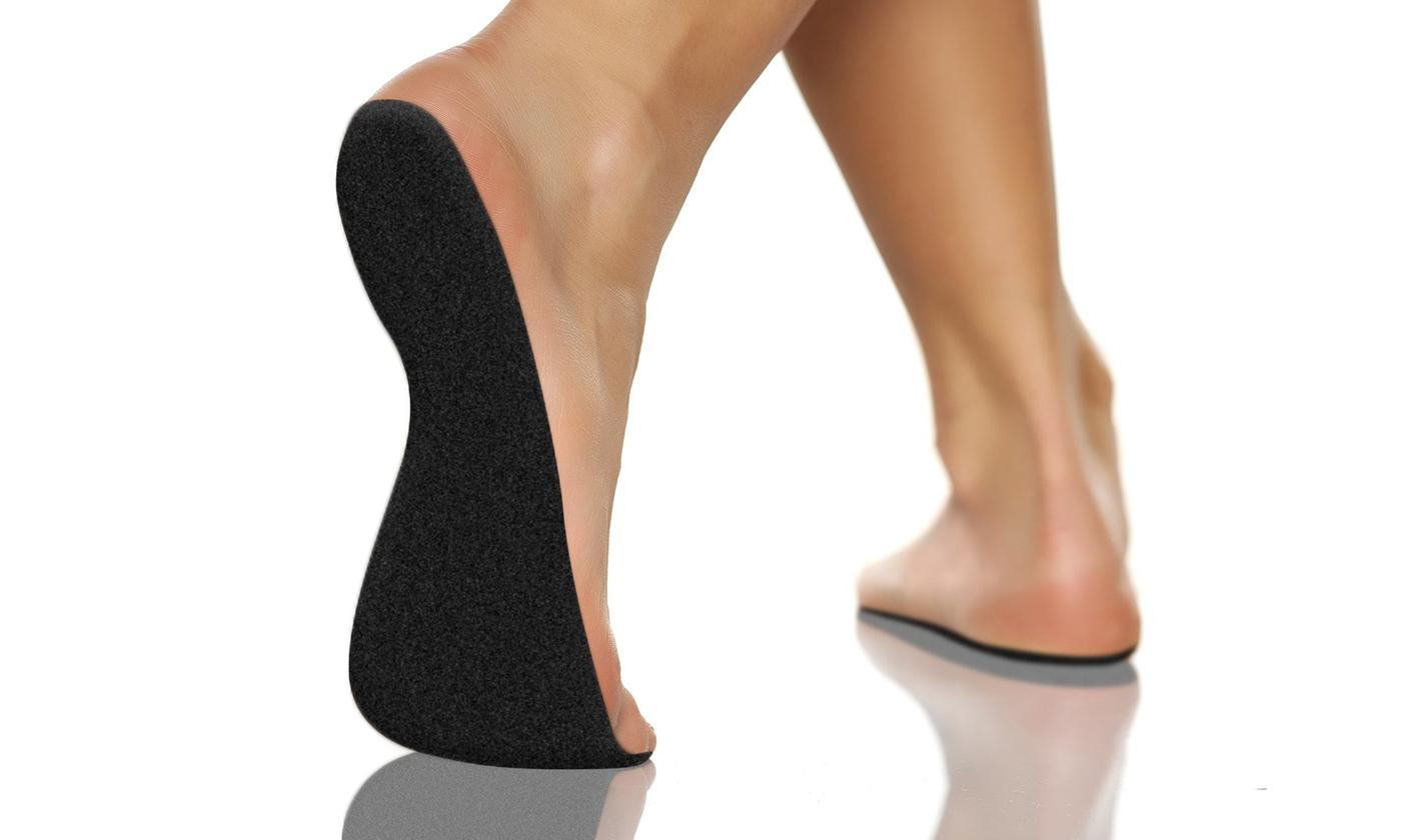 Up to 25 Pairs of Glamza Sticky Feet for Spray Tanning