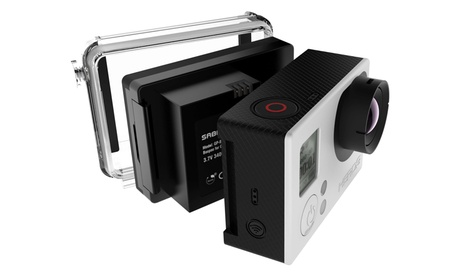 Sabrent Extended Battery for GoPro HERO3+, HERO3
