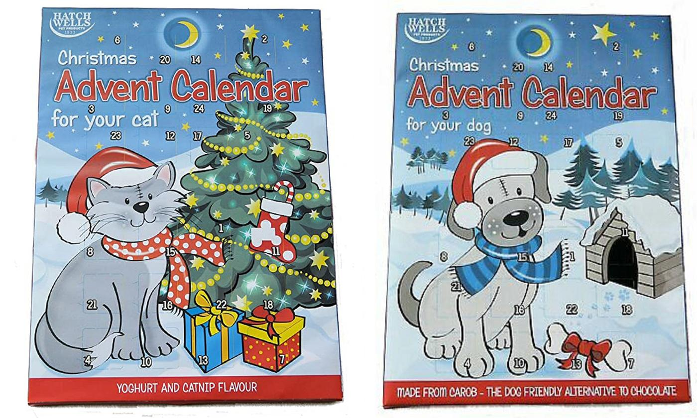 Advent Calendar for Cats or Dogs