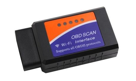 Adattatore wireless per diagnosi auto compatibile con sistemi iOS e Android