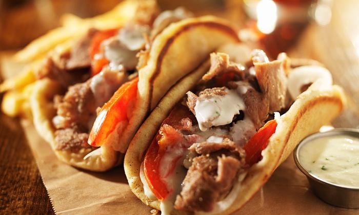 Cafe Beirut - Jamaica Central - South Sumner: Middle Eastern Food at Cafe Beirut (Up to 54% Off)