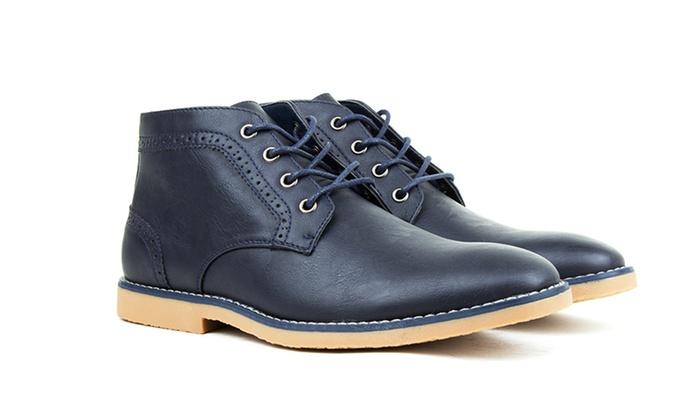 Vincent Cavallo Men's Boots (Size 9)