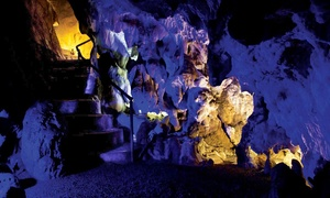 Indian Caverns, Inc.: Guided Cave Tour for Two or Four at Indian Caverns in Spruce Creek (Up to 50% Off)