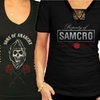 Sons of Anarchy and Walking Dead Women's Tees
