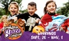 Up to 36% Off Admission to Wild Adventures Theme Park