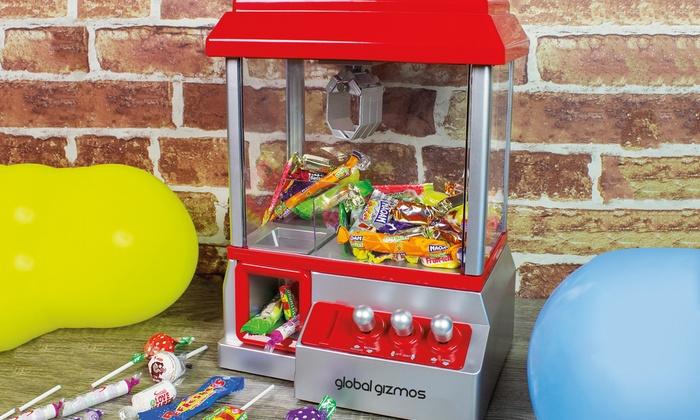 Catch the Candy Machine