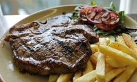 Pub Meal with Drinks for Two or Four at Tap & Spile, Birmingham (Up to 49% Off)