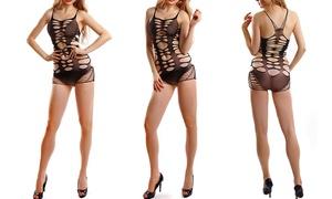 Robe mini sensuelle